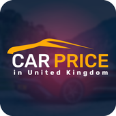 Car Prices in UK-icoon
