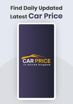 Car Prices in UK-poster