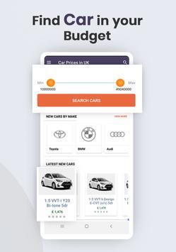 Car Prices in UK screenshot 1