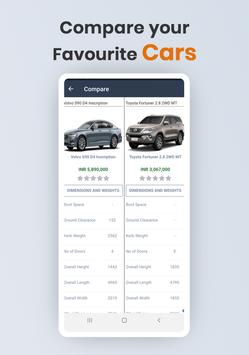 Car Prices in India screenshot 4