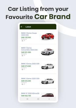 Car Prices in Saudi Arabia screenshot 2