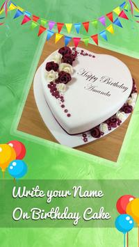Birthday Song With Name Wishes Video Maker Screenshot 3
