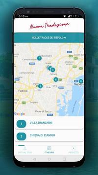 Nuova Tradizione - Itinerari screenshot 2
