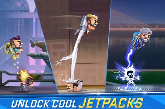 Jetpack स्क्रीनशॉट 3