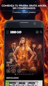 HBO GO poster