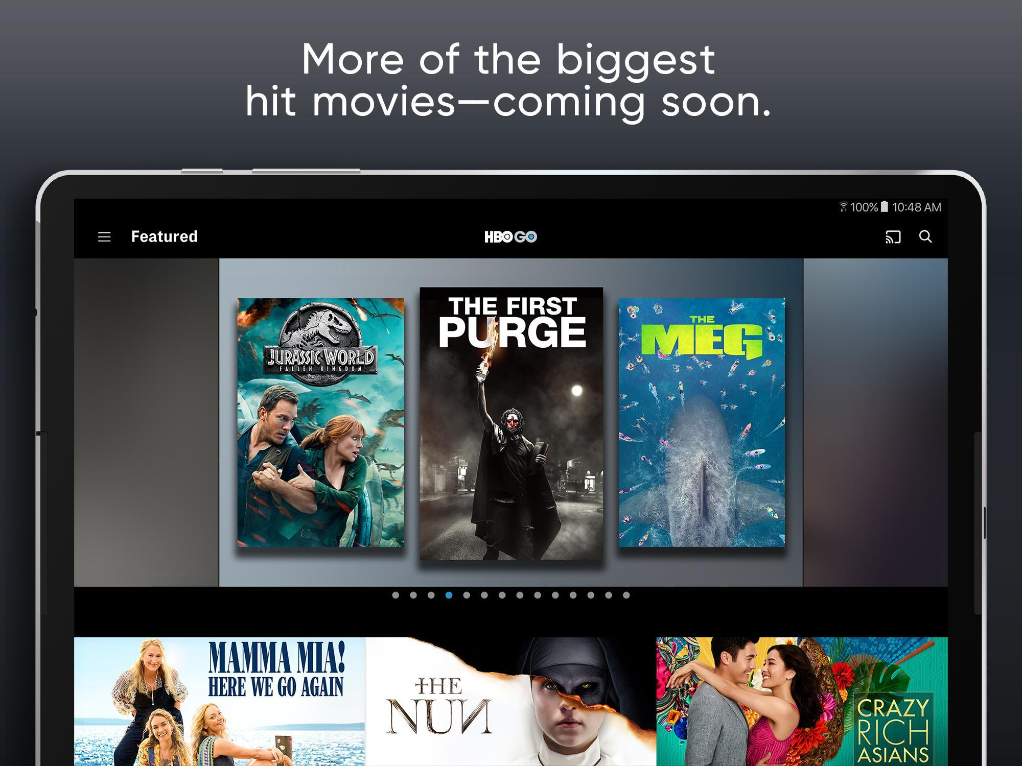 how do i download the hbo go app on my samsung smart tv