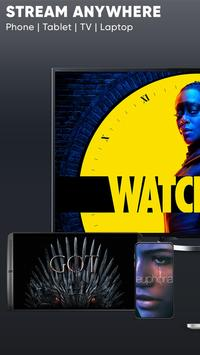 HBO NOW poster
