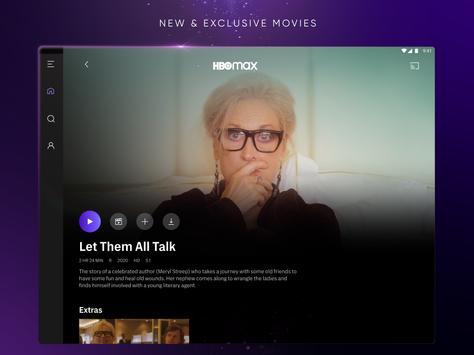 HBO Max تصوير الشاشة 19