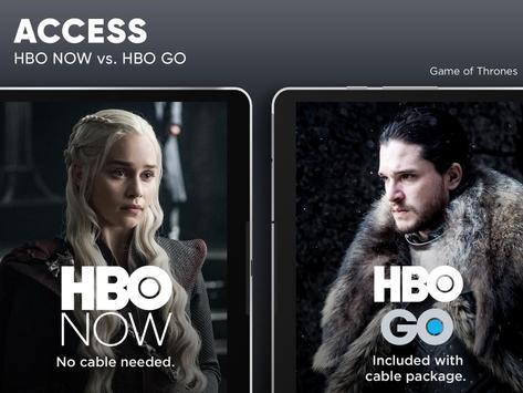 HBO NOW captura de pantalla 10