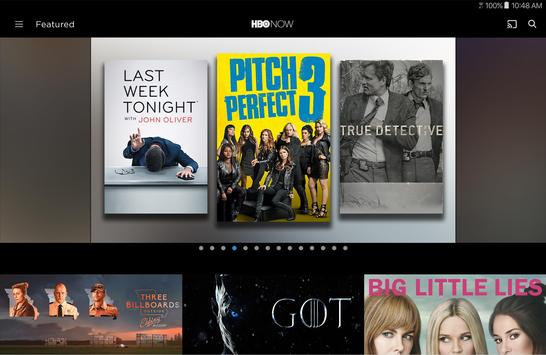 HBO NOW screenshot 11