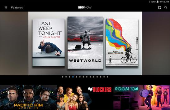 HBO NOW скриншот 11