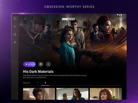 HBO Max تصوير الشاشة 11