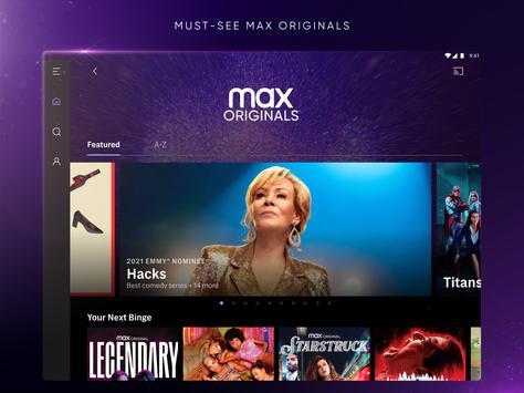 HBO Max screenshot 13