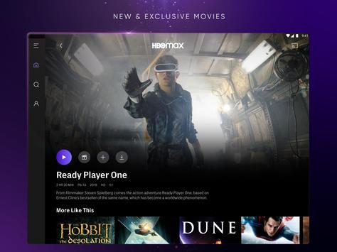 HBO Max تصوير الشاشة 21