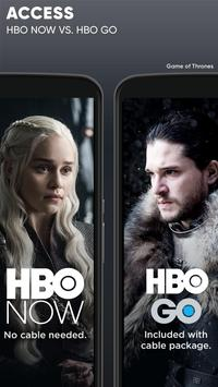 HBO NOW captura de pantalla 4