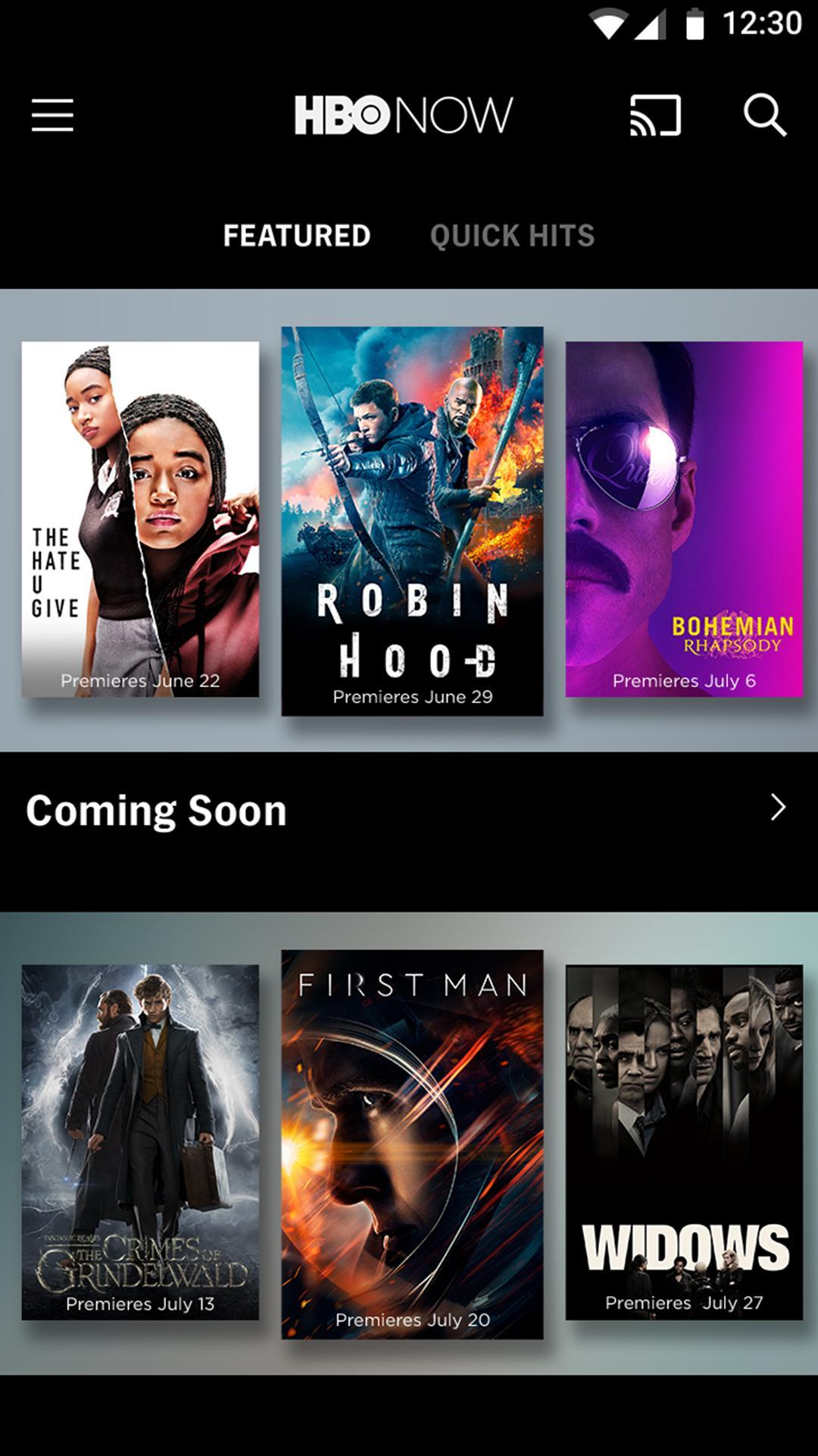 HBO NOW for Android - APK Download