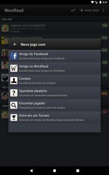 Wordfeud Free imagem de tela 18