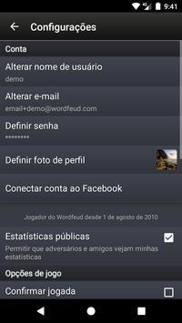 Wordfeud Free imagem de tela 7