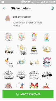 Amazing Stickers -Emoji Anime Cute WAStickerApps screenshot 4