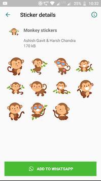 Amazing Stickers -Emoji Anime Cute WAStickerApps screenshot 6