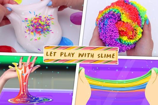 Unicorn Slime - Squishy Slime Maker 2020 screenshot 3