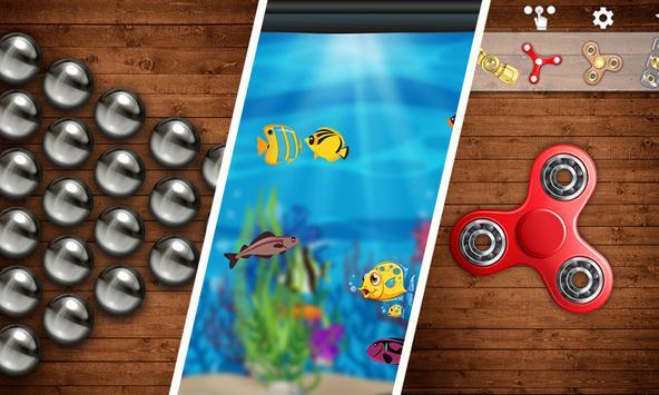 Goo Antistress Toys Fidget Cube: Slime games 2021 screenshot 2