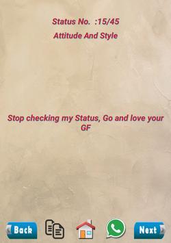 Attitude Status screenshot 5