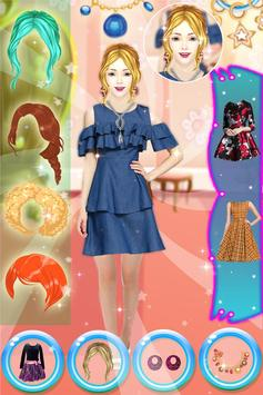👸Princess Makeup & Dress up Salon Girly Game💄👸 poster