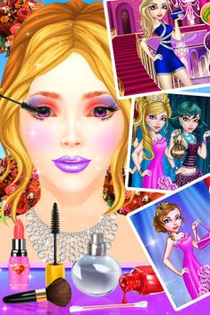 👸Princess Makeup & Dress up Salon Girly Game💄👸 screenshot 3