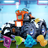Tractor Factory -Crazy Repair Master Workshop Game icon