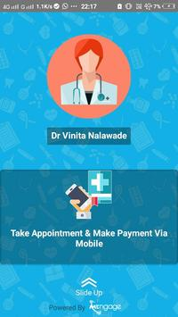 Dr Vinita Nalawade poster