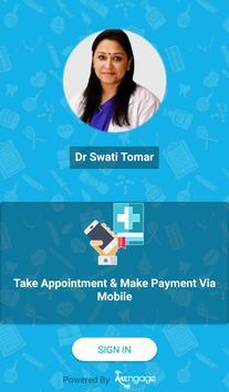 Dr Swati Tomar poster