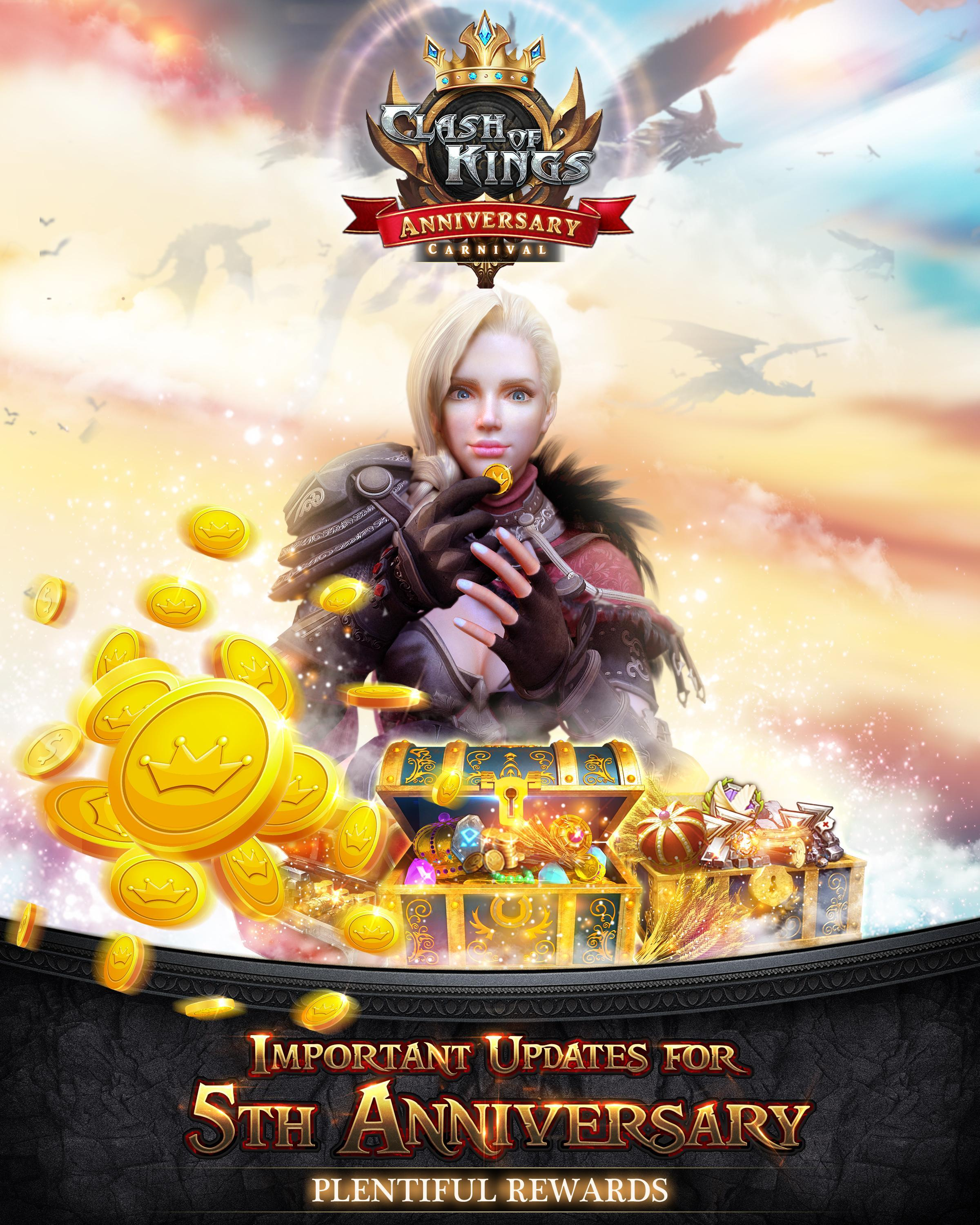 Clash of Kings for Android - APK Download