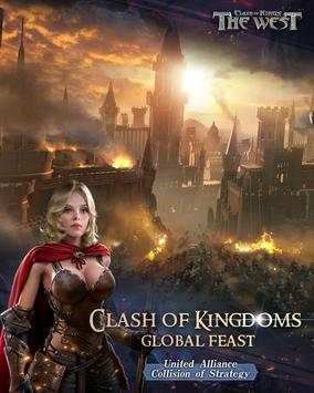 Clash of Kings:The West تصوير الشاشة 6