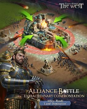 Clash of Kings:The West تصوير الشاشة 7