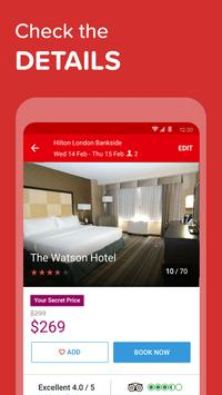 Hotels.com screenshot 3