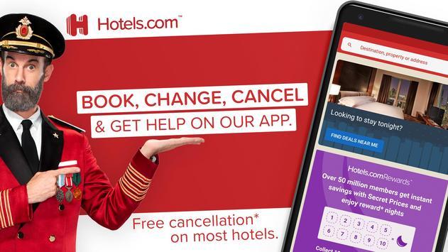 Hotels.com poster