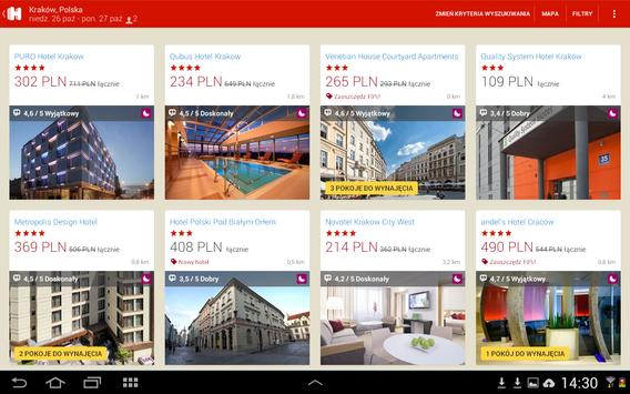 Hotels.com screenshot 10