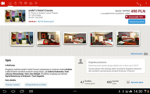 Hotels.com screenshot 12