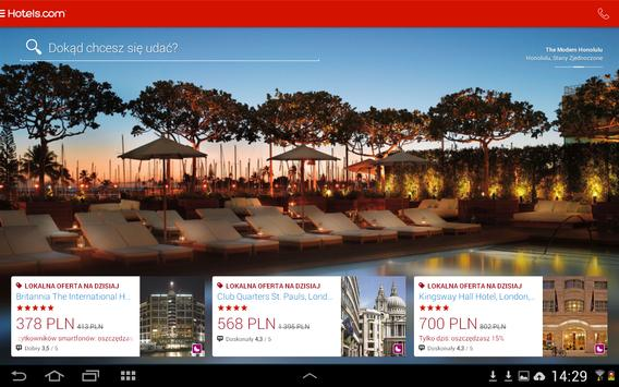 Hotels.com screenshot 4