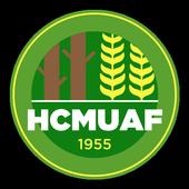 HCMUAF Cam icon