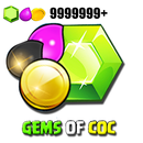 Gems for Clash calc - COC APK Android