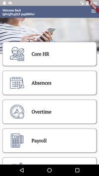MyeHR Mobile screenshot 1