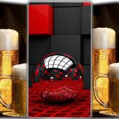 Backgruond HD icon