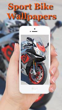 Sport Bike Wallpaper poster