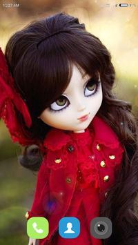 Cute Doll Wallpaper screenshot 10