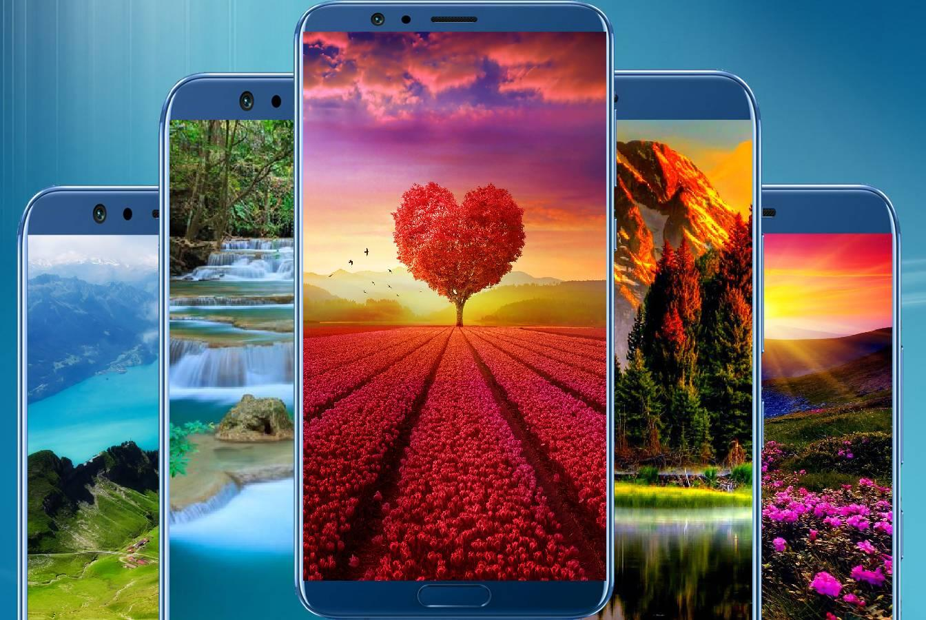Scenery Wallpaper 4K APK 1.1 Download for Android ...