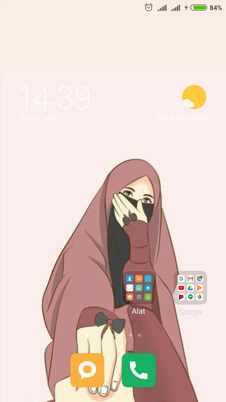 Pink Muslimah Wallpapers Hd For Android Apk Download