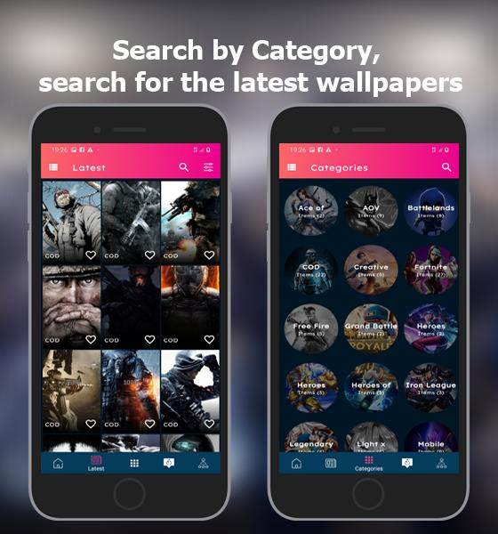 Wallpapers For Gamers Free Wallpaper Apps For Android