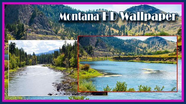 USA Montana HD Wallpaper poster